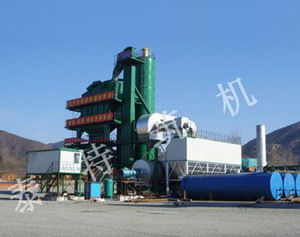 3000 type asphalt mixing plant SSL12147 constructed in Hebei